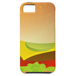 cheeseburger iPhone 5 cases