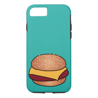 CheeseBurger iPhone 7 Case