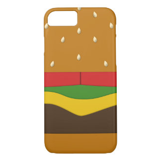 Cheeseburger iPhone 8/7 Case
