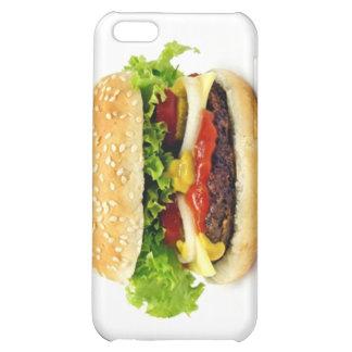 Cheeseburger iPhone 5C Cases