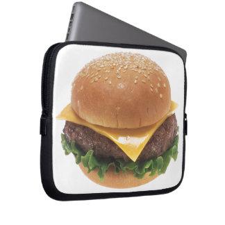Cheeseburger Laptop Computer Sleeve