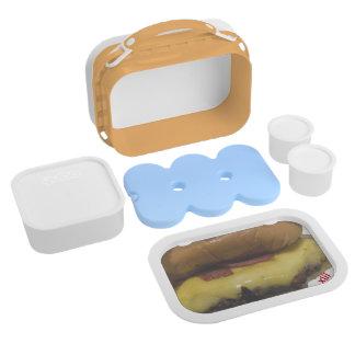 Cheeseburger Lunch Box