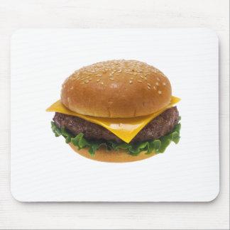 Cheeseburger Mousepads