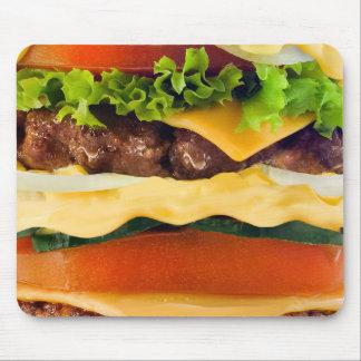 Cheeseburger Mouse Pad