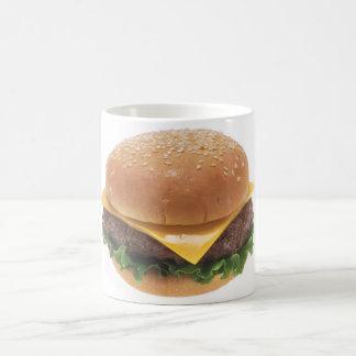 Cheeseburger Coffee Mugs