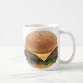 Cheeseburger Coffee Mug