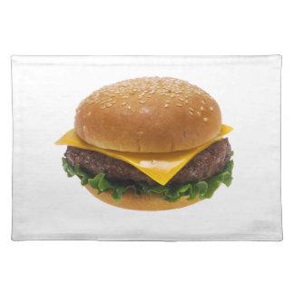 Cheeseburger Place Mats