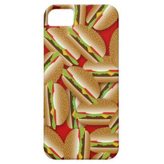 Cheeseburgers, Cheeseburgers! iPhone 5 Covers