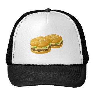 Cheeseburgers Trucker Hat