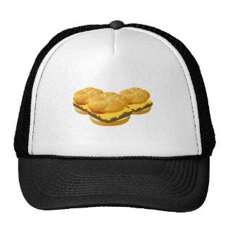 Cheeseburgers Mesh Hats