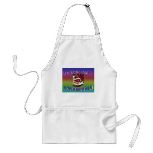 CHEESECAKE APRONS