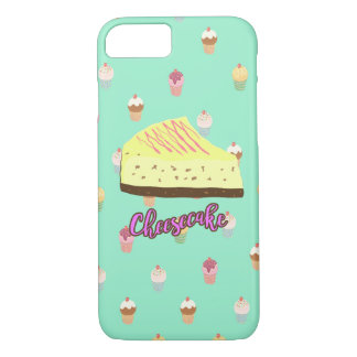 Cheesecake & Cupcakes iPhone 8/7 Case