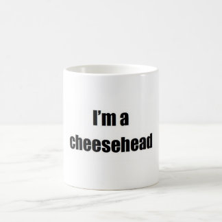 Cheesehead Coffee Mug