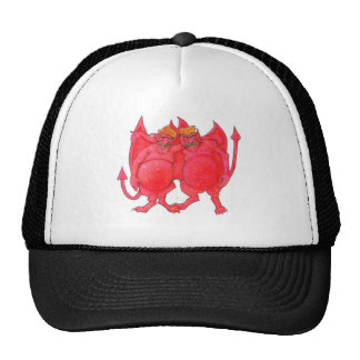 Cheesehead Demons Cap