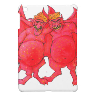 Cheesehead Demons iPad Mini Cases