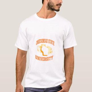 cheesehead state university T-Shirt