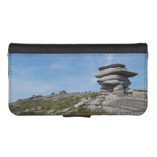 Cheesewring, Stowe's Hill, Minions, Cornwall, UK iPhone 5 Wallets