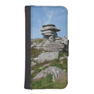 Cheesewring, Stowe's Hill, Minions, Cornwall, UK iPhone 5 Wallet Case