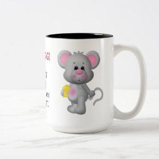 Cheesy Joker coffee mug