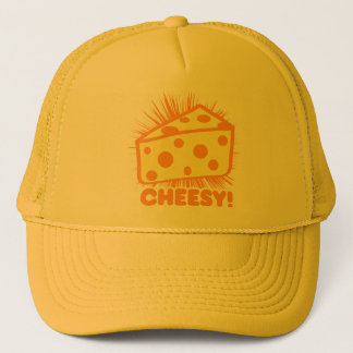 Cheesy Trucker Hat