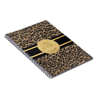 Cheetah 2 spiral notebook