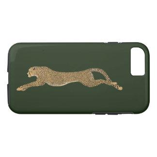 Cheetah Apple iPhone 7, Tough Phone Case