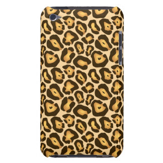 Cheetah Big Cat Fashion Print Barely There iPod Cases