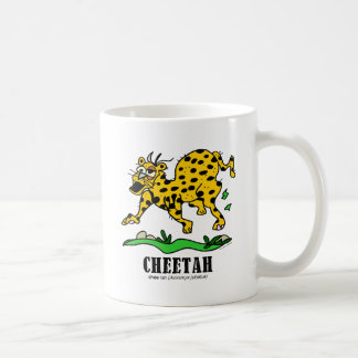 Cheetah by Lorenzo © 2018 Lorenzo Traverso Coffee Mug
