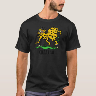 Cheetah by Lorenzo © 2018 Lorenzo Traverso T-Shirt