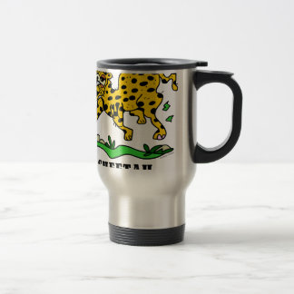 Cheetah by Lorenzo © 2018 Lorenzo Traverso Travel Mug