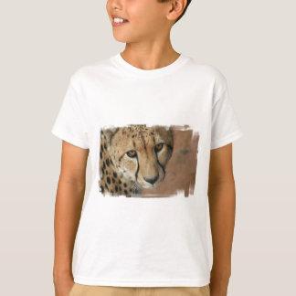 Cheetah Cat Kid's T-Shirt