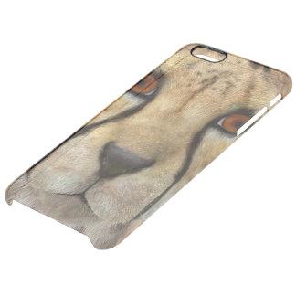 Cheetah Clear iPhone 6 Plus Case