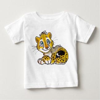 Cheetah Cub Baby T-Shirt