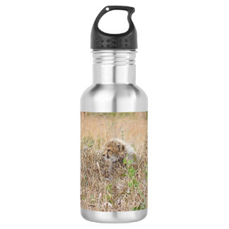 Cheetah Cub water bottle 532 Ml Water Bottle