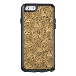Cheetah Custom OtterBox Apple iPhone 6/6s Case