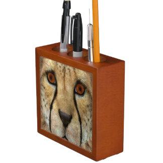 Cheetah Desk Organiser
