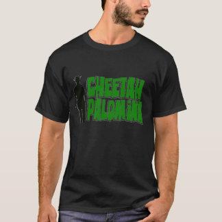 Cheetah_gunslinger_blkT T-Shirt