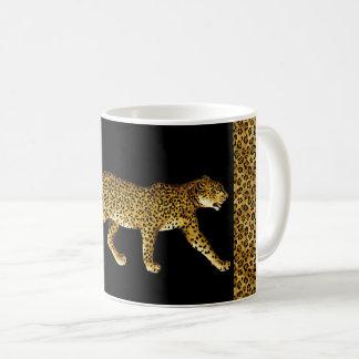 Cheetah  on the Hunt Coffee Mug