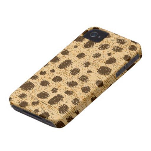 Cheetah Pattern Animal Print Case Cover or Skin Blackberry Case