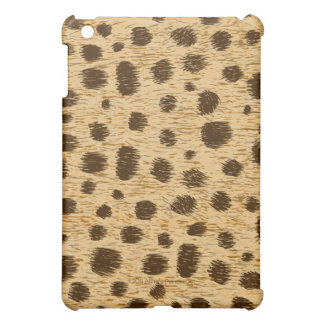 Cheetah Pattern Animal Print Case Cover or Skin Cover For The iPad Mini