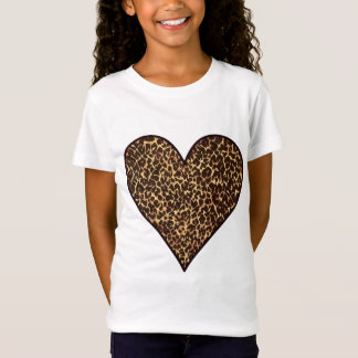 Cheetah Pattern T-Shirt