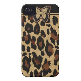 Cheetah Print  iPhone 4/4S Case-Mate ID Case