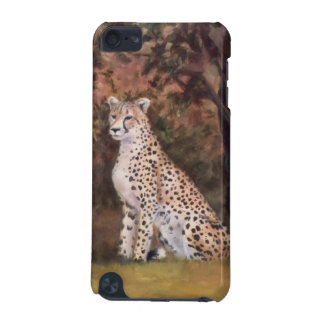 Cheetah Sitting Proud IPod Touch Case