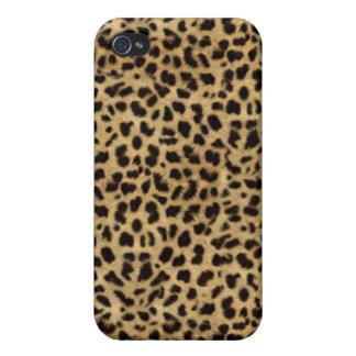Cheetah Skin iPhone 4/4S Case