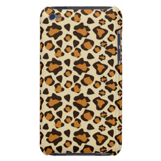 Cheetah skin pattern iPod touch cases