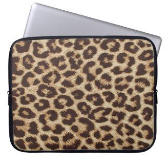 Cheetah Skin Print Laptop Sleeve