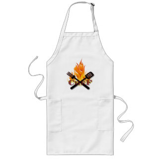 Chef 3 long apron