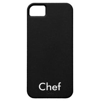Chef Barely There iPhone 5 Case
