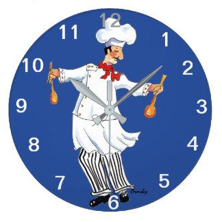 Chef clock