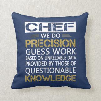 CHEF CUSHION